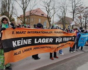 2011 – 100 Jahre Internationaler Frauentag – Spuren & Visionen