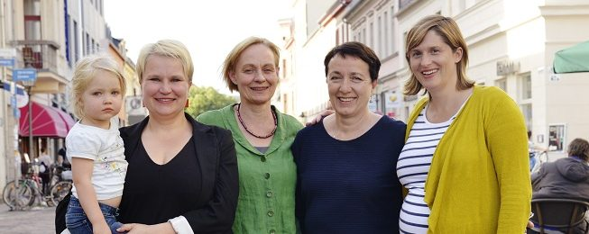 Bündnis 90/Die Grünen, LAG Frauen-und Geschlechterpolitik: Grüne Gründerinnen