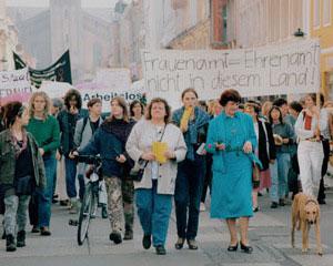1995 – Frauen mischen mit