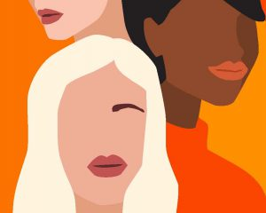 Nein zu Gewalt gegen Frauen