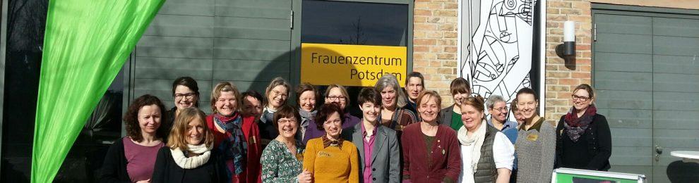 Frauen Macht Politik: Bündnisgrüne fordern Paritätsgesetz für Brandenburg