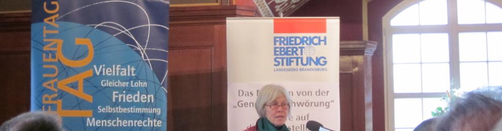 """Das Märchen von der """"Genderverschwörung"""" im Schloss Lübben"""