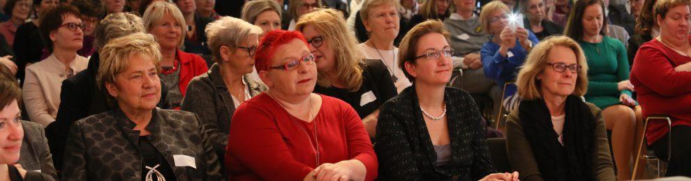 Hälfte/Hälfte – ganz einfach! – Auftaktveranstaltung der 29. Brandenburgischen Frauenwoche