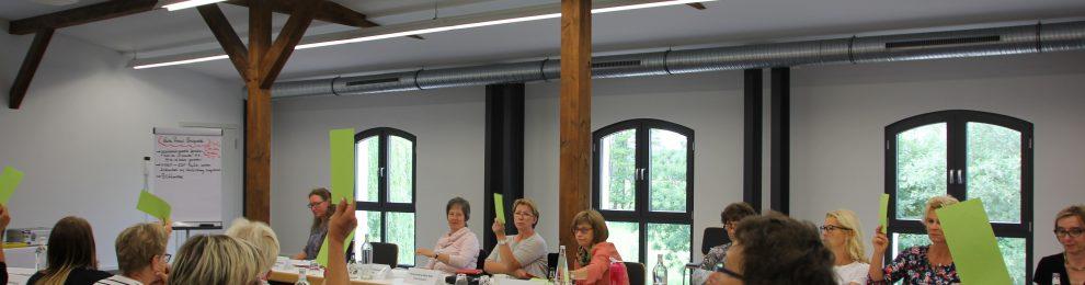 Umfrage zur Situation kommunaler Gleichstellungsbeauftragten // Gleichstellungspolitischer Flickenteppich in Brandenburg